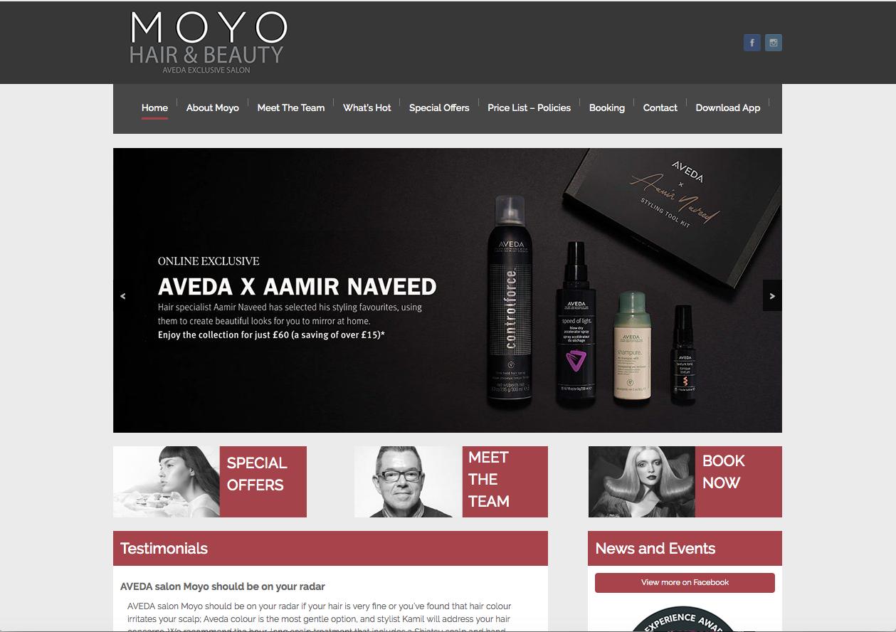 Moyo Hairdressing