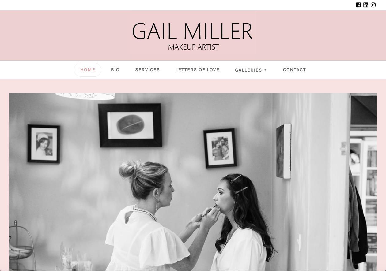 Gail Miller Makeup