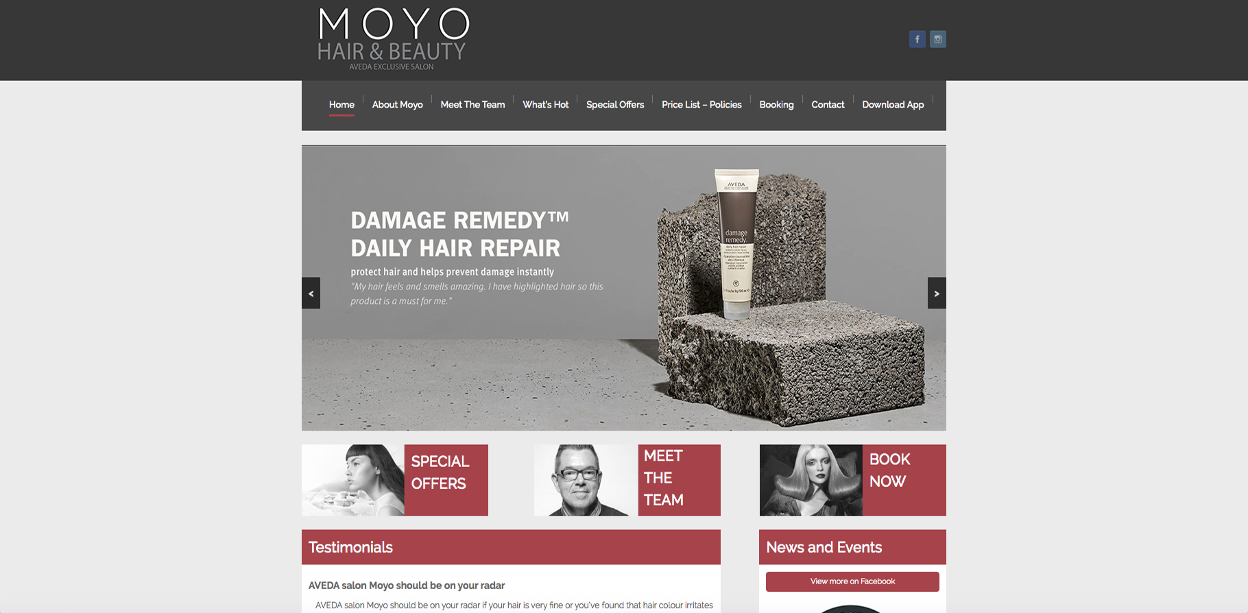 Moyo Hairdressing